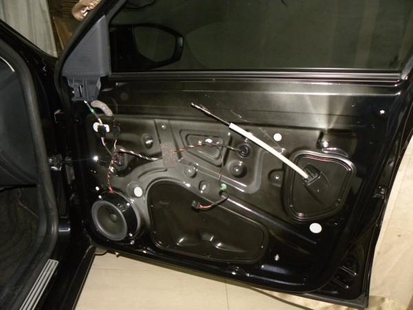 【49800元】大众朗逸发烧音响改装先锋odr一机二码主动三分频系统