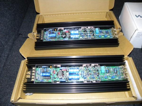 丹麦喇叭分配器电路