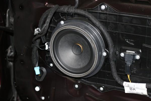 捷豹xf音响改装布莱克斯功放 丹拿342套装 丹拿242套装高清图片