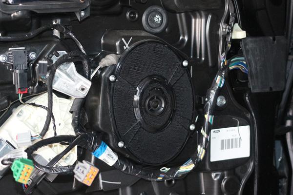 【3800元】福特锐界汽车音响改装美国曼菲斯四声道音响系统 战神蓝牙