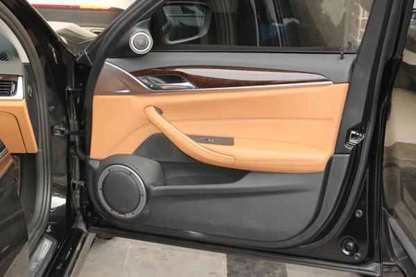 [转载]宝马528li汽车音响改装进口丹拿342 丹拿242升级三分频音响系统